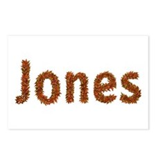 Jones Fall Leaves Postcards 8 Pack