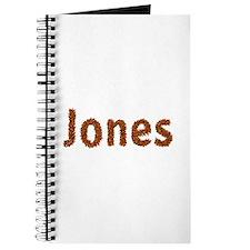 Jones Fall Leaves Journal