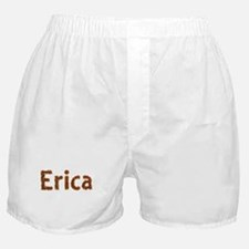 Erica Fall Leaves Boxer Shorts