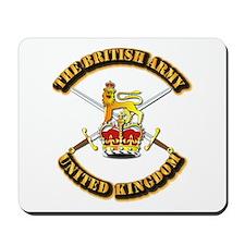 The British Army - UK Mousepad