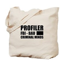 Profiler Tote Bag