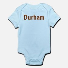 Durham Fall Leaves Body Suit