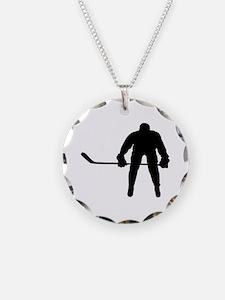 HOCKEY PLAYER Necklace