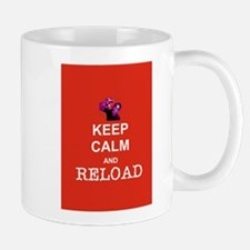 Keep Calm and Reload Zombies Mugs