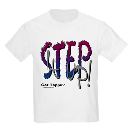 Step It Up ! Design Kids T-Shirt