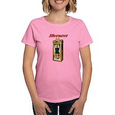 Houdini Water Torture Cell Womens Dark T-Shirt