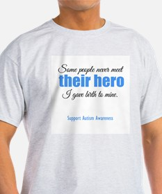 Hero Autism T-Shirt