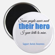 Hero Autism Magnets