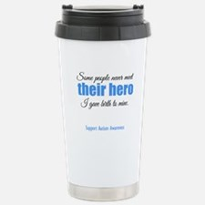 Hero Autism Travel Mug