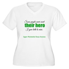 Hero Mito Plus Size T-Shirt