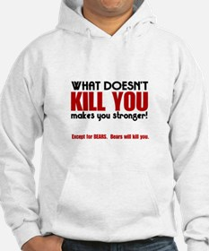 Kill You Bears Hoodie
