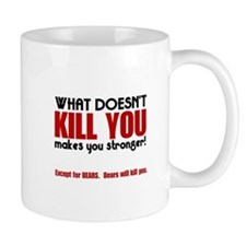 Kill You Bears Mugs
