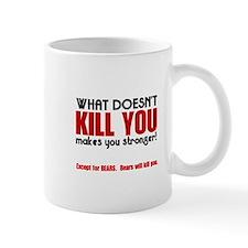 Kill You Bears Mugs