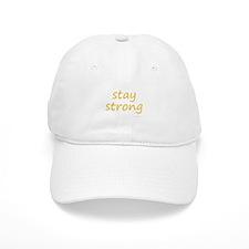 stay strong Baseball Cap