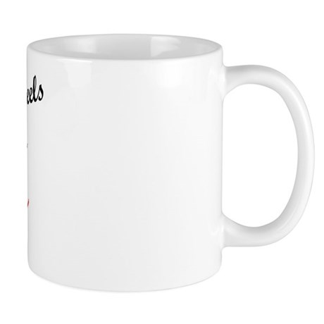 In Love with Shelley Mug