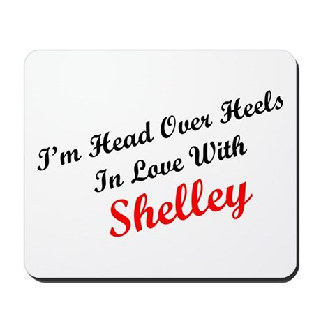 In Love with Shelley Mousepad