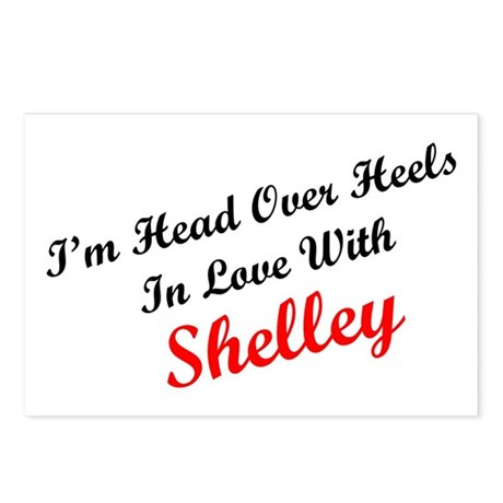 In Love with Shelley Postcards (Package of 8)