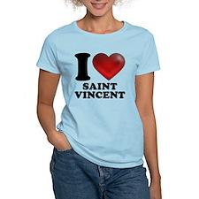 I Heart Saint Vincent T-Shirt