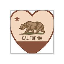 Love California Sticker