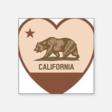 Love California Sticker