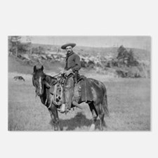The Cowboy Postcards (Package of 8)
