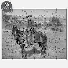 The Cowboy Puzzle
