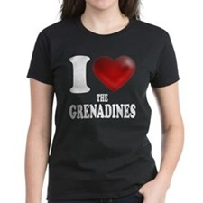 I Heart The Grenadines T-Shirt