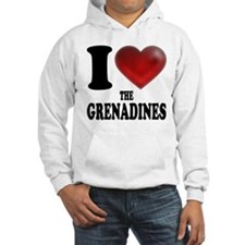 I Heart The Grenadines Hoodie