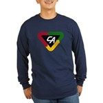 ChestEmblemCA trans2 Long Sleeve T-Shirt
