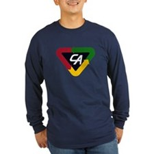 ChestEmblemCA trans2 Long Sleeve T-Shirt