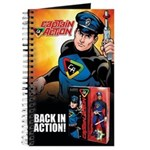 Captain Action Journal