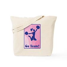 Go Team! Tote Bag