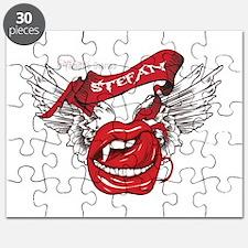 Stefan Text make juice 2 Puzzle