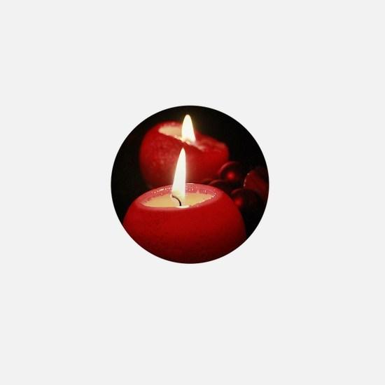 Candle001 Mini Button