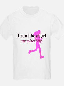 runlikegirl.png T-Shirt
