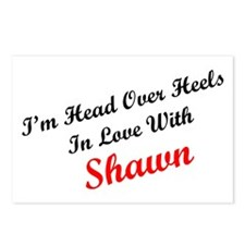 In Love with Shawn Postcards (Package of 8)