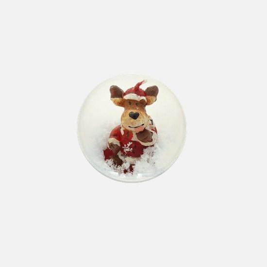 Christmas008 Mini Button