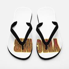 YMCMB Flip Flops