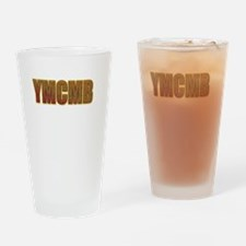YMCMB Drinking Glass