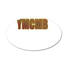 YMCMB Wall Decal