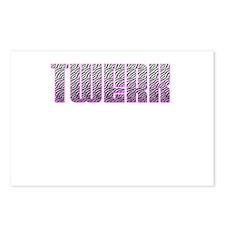 TWERK Postcards (Package of 8)