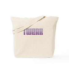 TWERK Tote Bag
