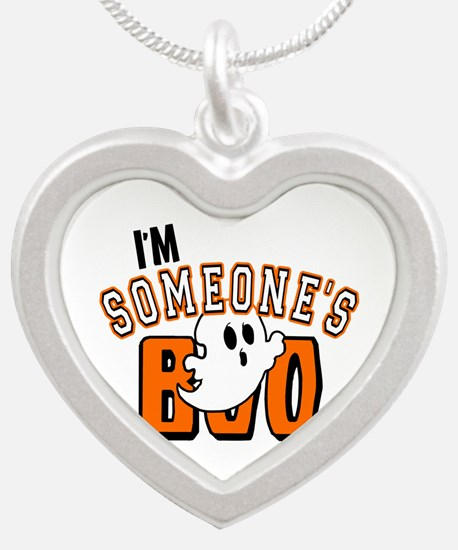Im Someones Boo Ghost Halloween Necklaces