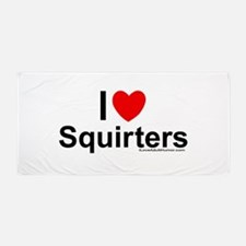 Squirters Beach Towel