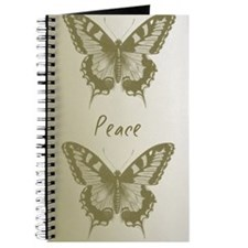Peace Butterflies Journal