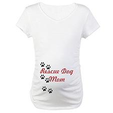 Rescue Dog Mom Shirt