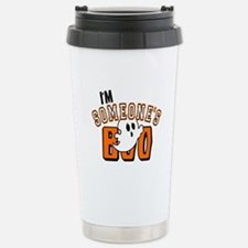 Im Someones Boo Ghost Halloween Travel Mug