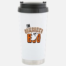 Im Someones Boo Ghost Halloween Travel Mug