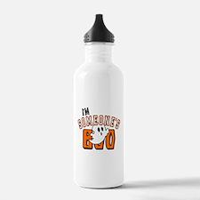 Im Someones Boo Ghost Halloween Water Bottle