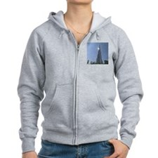 dubai in the sun Zip Hoodie